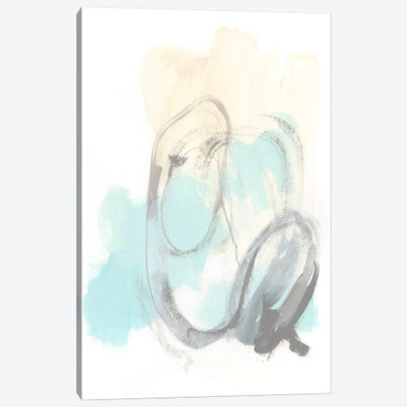 Perpetual Gesture II Canvas Print #JEV198} by June Erica Vess Canvas Art