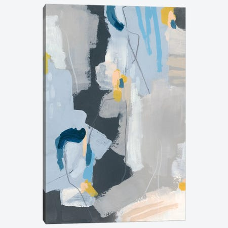 Joy Notes I Canvas Print #JEV1999} by June Erica Vess Canvas Print