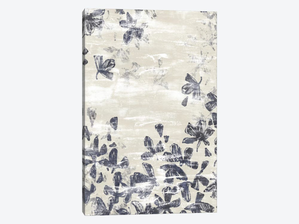 Petal Batik II by June Erica Vess 1-piece Canvas Print