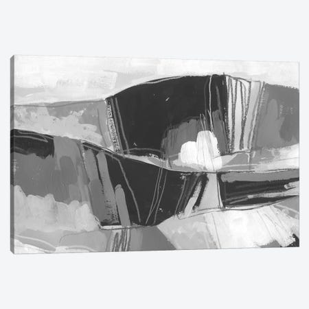 Neutral Landscape Sketch I Canvas Print #JEV2036} by June Erica Vess Canvas Art Print