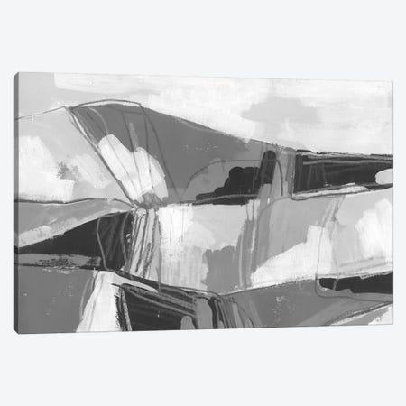 Neutral Landscape Sketch II Canvas Print #JEV2037} by June Erica Vess Art Print