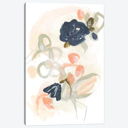 Posy Projection II Canvas Print #JEV2059} by June Erica Vess Canvas Artwork