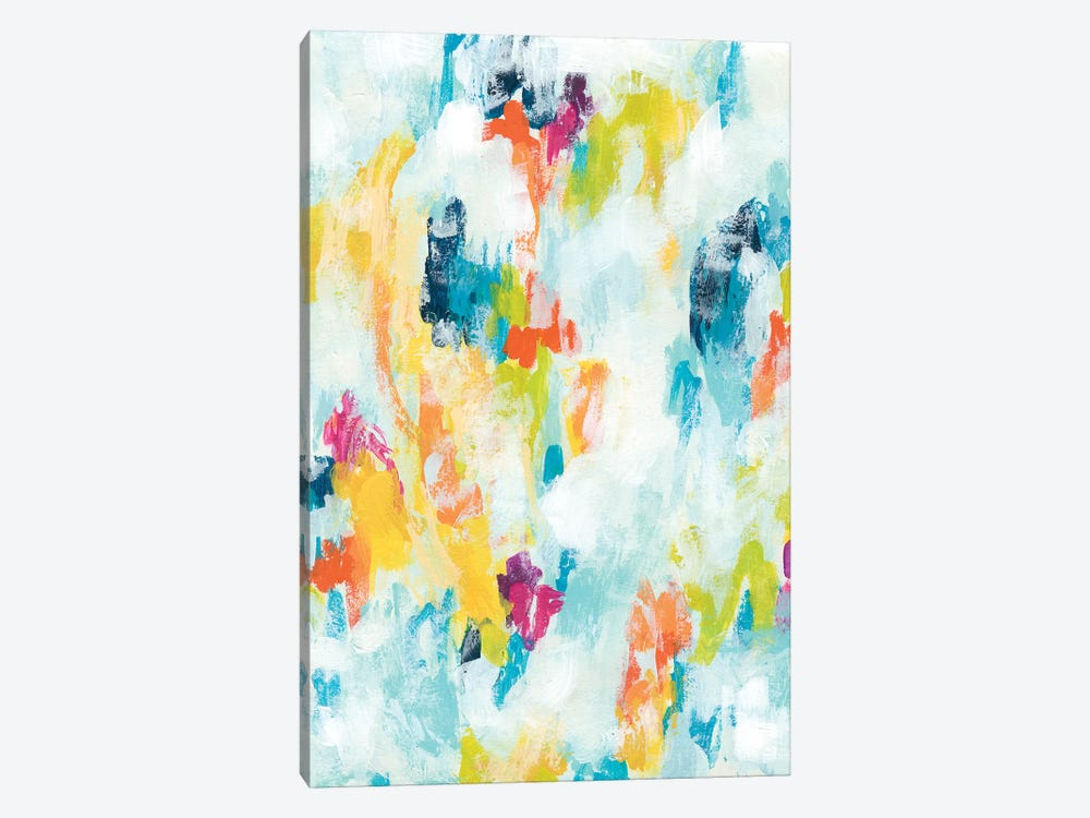 Reclaimed Refraction I by June Erica Vess 1-piece Canvas Art Print