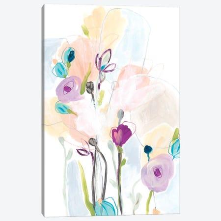 Scattershot Garden II Canvas Print #JEV2081} by June Erica Vess Canvas Print