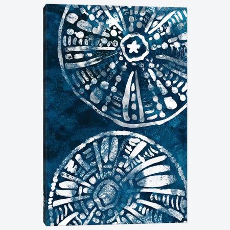 Sea Batik II Canvas Print #JEV2083} by June Erica Vess Art Print