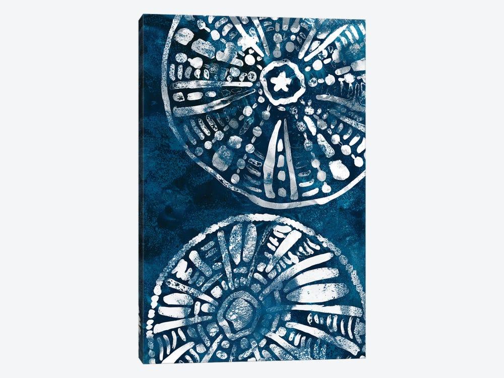 Sea Batik II by June Erica Vess 1-piece Canvas Wall Art
