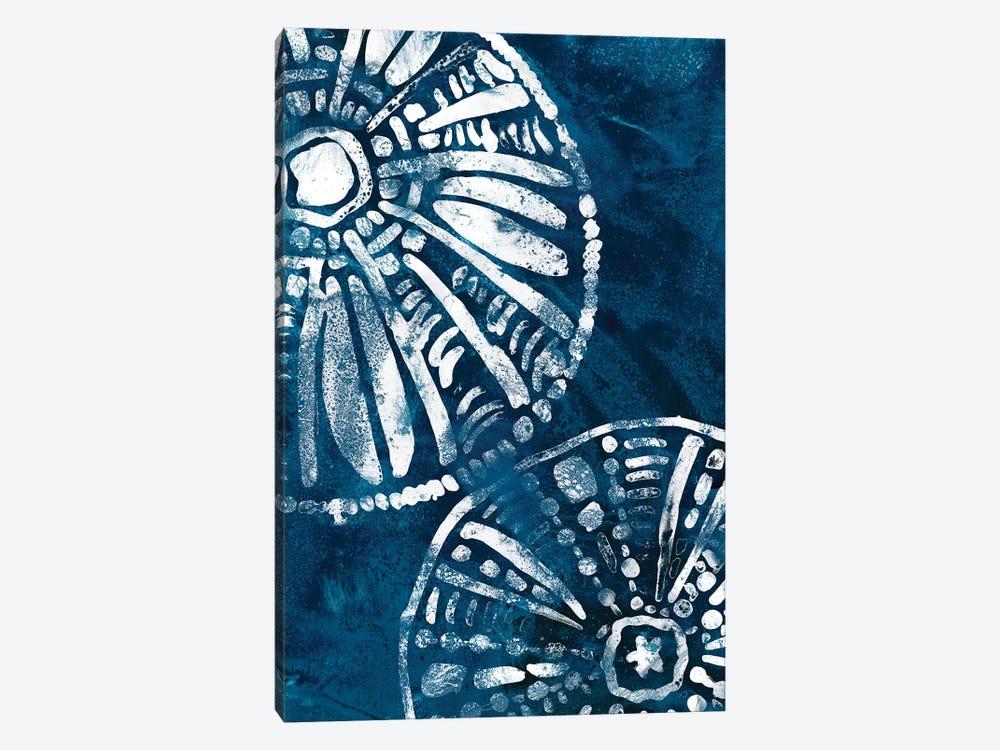 Sea Batik III by June Erica Vess 1-piece Canvas Art Print