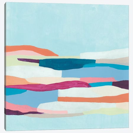 Stratascape II Canvas Print #JEV2095} by June Erica Vess Canvas Art Print