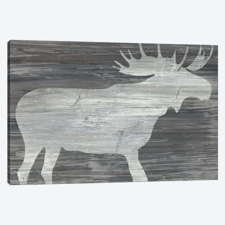 Vintage Plains Animals IV Canvas Print #JEV2126} by June Erica Vess Art Print