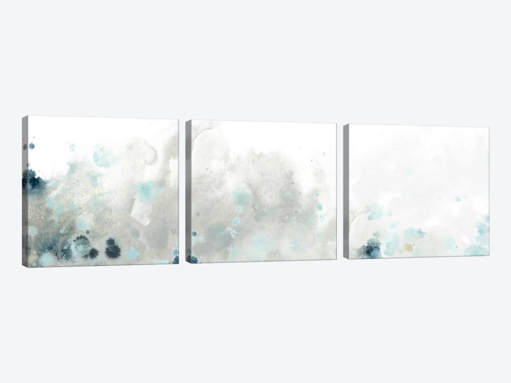 Sea Storm II by June Erica Vess 3-piece Canvas Artwork