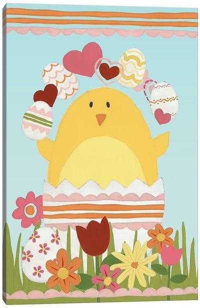 Easter Sweeties I Canvas Art Print
