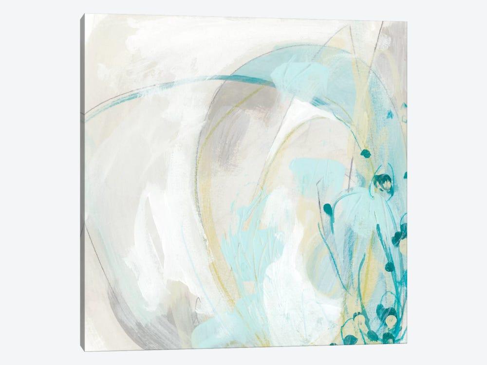 Sea Story II by June Erica Vess 1-piece Canvas Wall Art