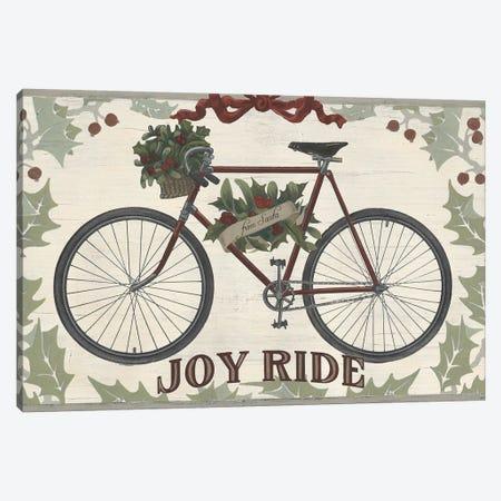 Joyride Santa Collection C Canvas Print #JEV2189} by June Erica Vess Canvas Wall Art