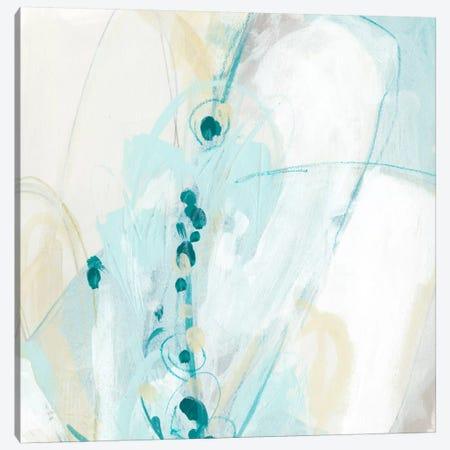 Sea Story IV Canvas Print #JEV218} by June Erica Vess Art Print