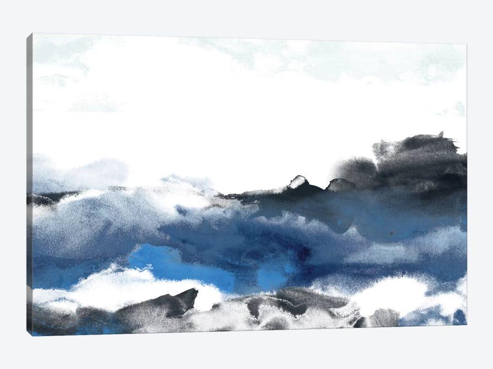 Sea Surface II by June Erica Vess 1-piece Canvas Art Print
