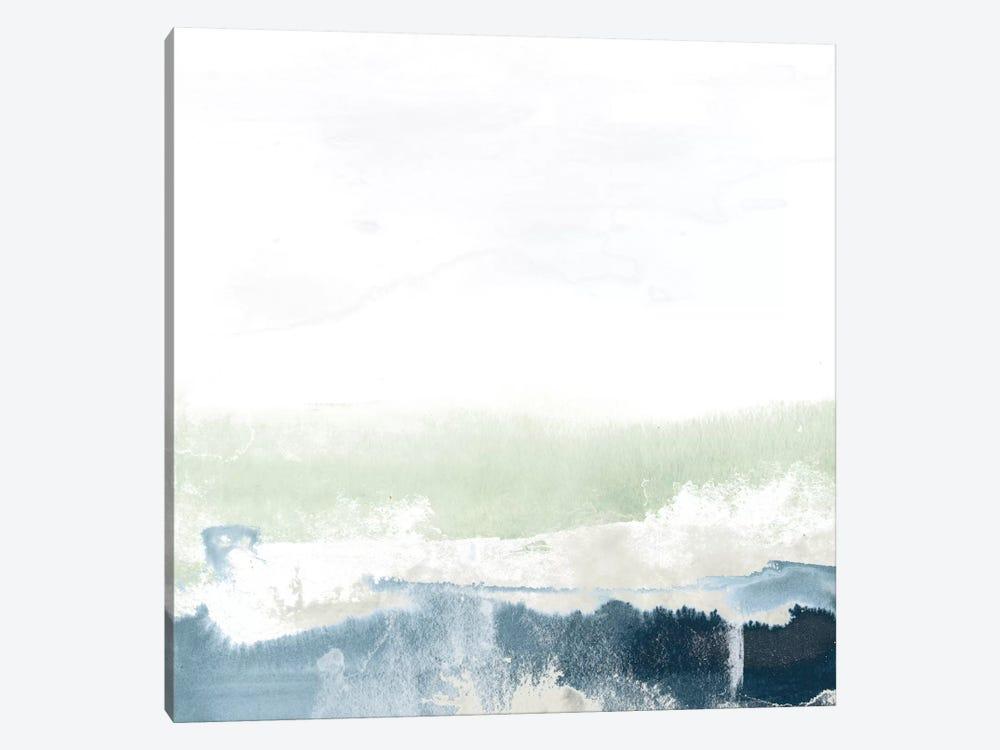 Seafoam Horizon I by June Erica Vess 1-piece Canvas Artwork