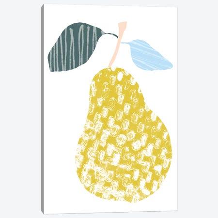 Cut Paper Fruit I Canvas Print #JEV2235} by June Erica Vess Canvas Art Print