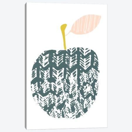 Cut Paper Fruit II Canvas Print #JEV2236} by June Erica Vess Art Print