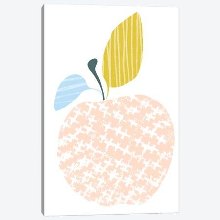 Cut Paper Fruit III Canvas Print #JEV2237} by June Erica Vess Canvas Print