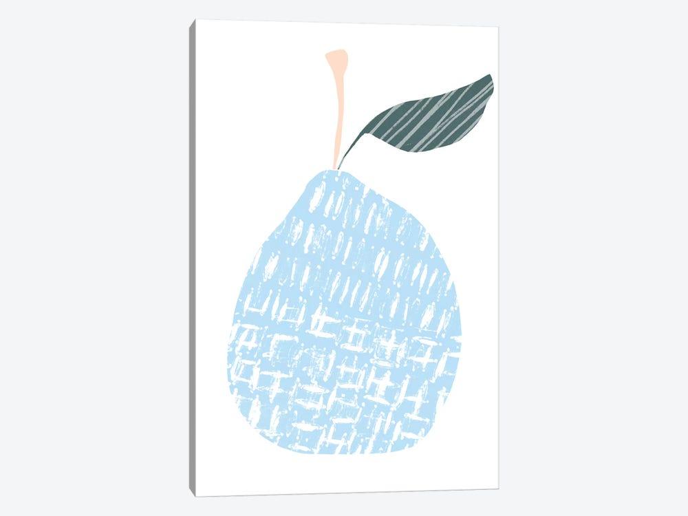 Cut Paper Fruit IV by June Erica Vess 1-piece Canvas Art Print