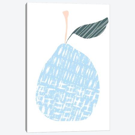 Cut Paper Fruit IV Canvas Print #JEV2238} by June Erica Vess Canvas Art