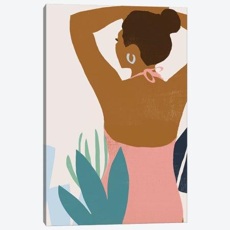 Femme Moderne II Canvas Print #JEV2244} by June Erica Vess Canvas Artwork