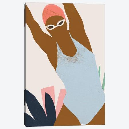 Femme Moderne III Canvas Print #JEV2245} by June Erica Vess Canvas Wall Art