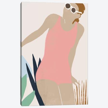 Femme Moderne IV Canvas Print #JEV2246} by June Erica Vess Canvas Artwork