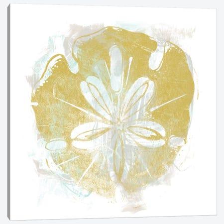 Seaside Blockprints II Canvas Print #JEV224} by June Erica Vess Canvas Print