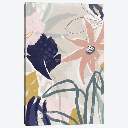Garden Jumble I Canvas Print #JEV2251} by June Erica Vess Canvas Artwork