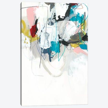 Graffitti Sequence II Canvas Print #JEV2254} by June Erica Vess Canvas Art Print