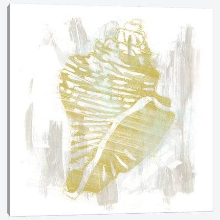 Seaside Blockprints III Canvas Print #JEV225} by June Erica Vess Canvas Art Print