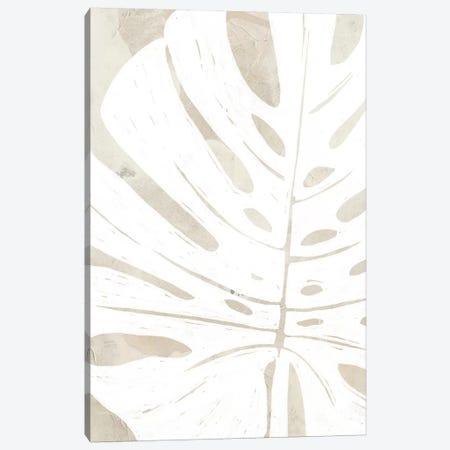 Linen Tropical Silhouette I Canvas Print #JEV2261} by June Erica Vess Art Print