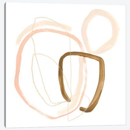 Minimal Vibration I Canvas Print #JEV2269} by June Erica Vess Canvas Art Print