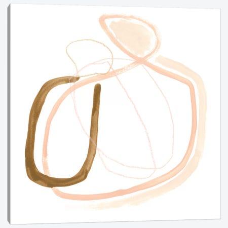 Minimal Vibration III Canvas Print #JEV2271} by June Erica Vess Canvas Wall Art