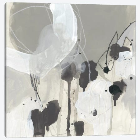 Neutral Circuit I Canvas Print #JEV2275} by June Erica Vess Art Print