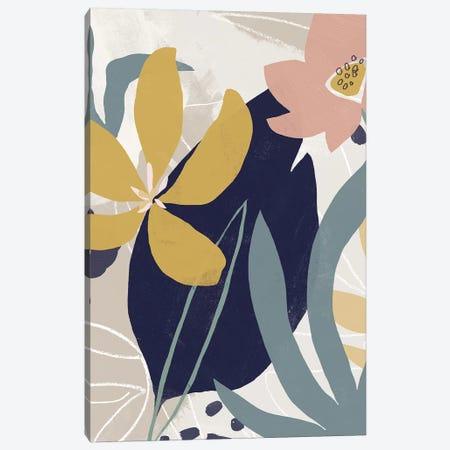 Paper Garden II Canvas Print #JEV2280} by June Erica Vess Canvas Art Print