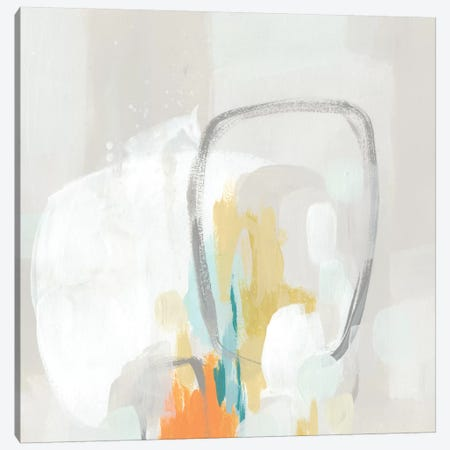 Stereo Fade I Canvas Print #JEV229} by June Erica Vess Canvas Wall Art