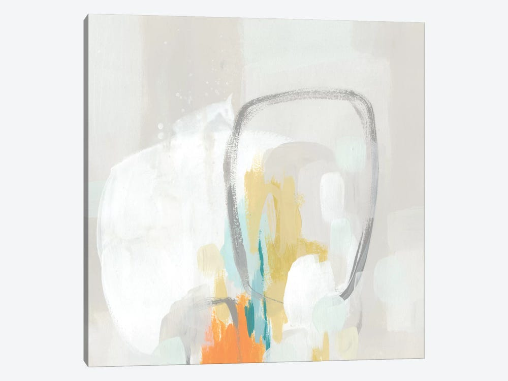 Stereo Fade I by June Erica Vess 1-piece Canvas Art