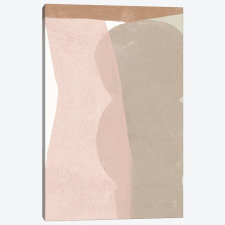 Symphonic Shapes II 3-Piece Canvas #JEV2305} by June Erica Vess Art Print