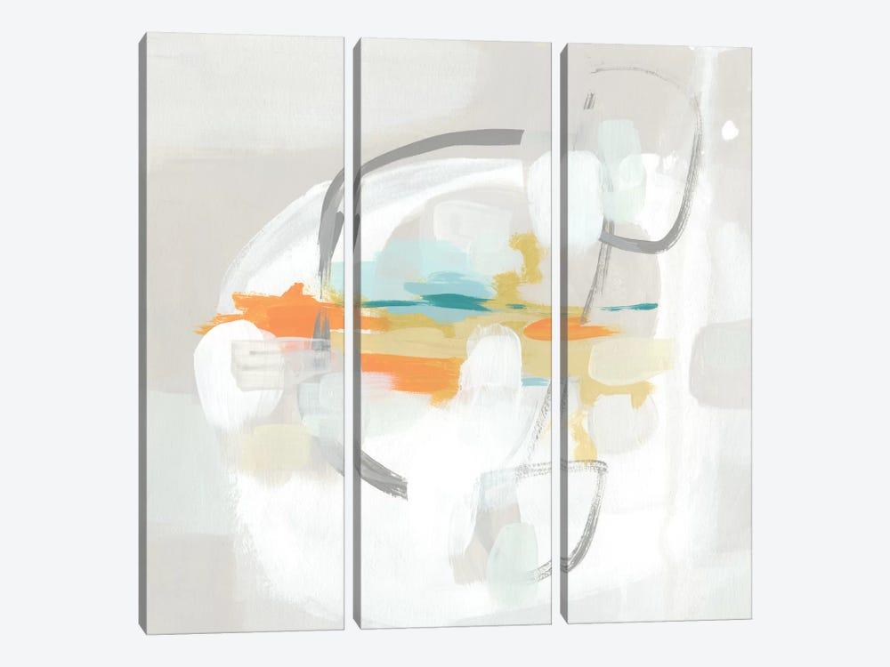 Stereo Fade III by June Erica Vess 3-piece Art Print