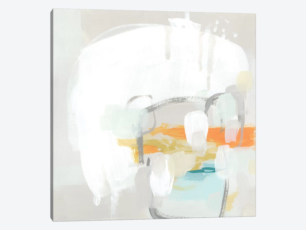 Stereo Fade IV by June Erica Vess 1-piece Canvas Art