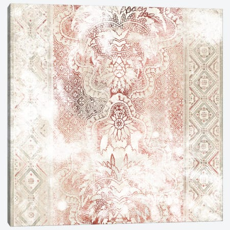 World Traveler Textile III Canvas Print #JEV2332} by June Erica Vess Art Print