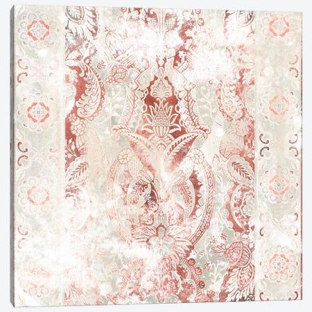 World Traveler Textile IV Canvas Print #JEV2333} by June Erica Vess Canvas Print