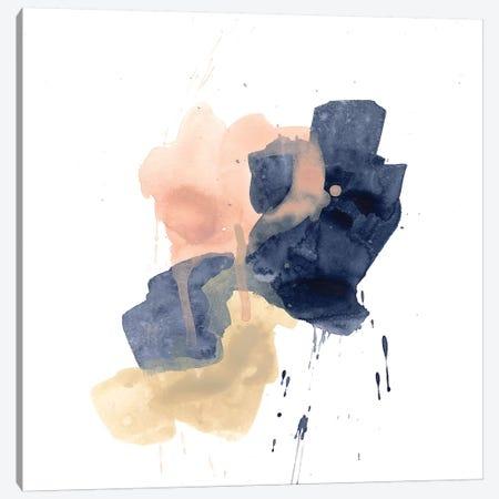 Earthtone Gesture IV Canvas Print #JEV2360} by June Erica Vess Canvas Artwork