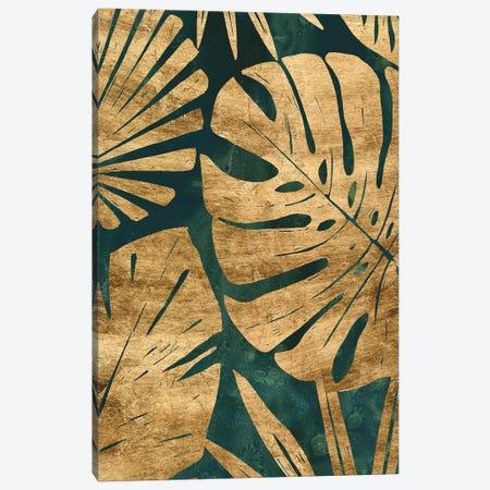 Emerald Jungle III Canvas Print #JEV2363} by June Erica Vess Canvas Wall Art