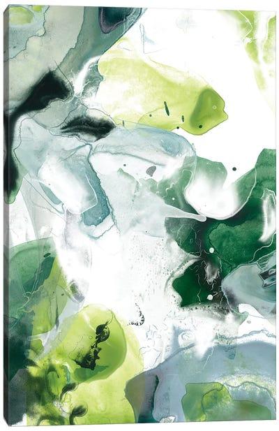 Jungle Marble I Canvas Art Print