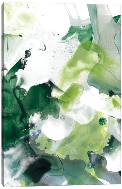 Jungle Marble II Canvas Art Print