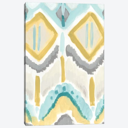 Textile Impression II Canvas Print #JEV238} by June Erica Vess Canvas Print