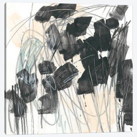 Scramble I Canvas Print #JEV2422} by June Erica Vess Canvas Print